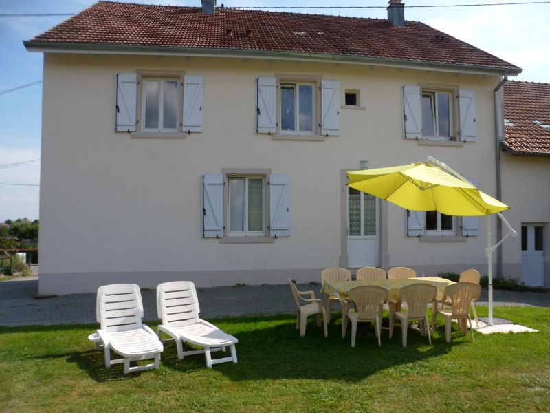 Outside view Location Apartment 97553 Colmar