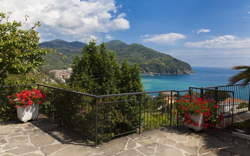 Other view Location Villa 100451 Levanto