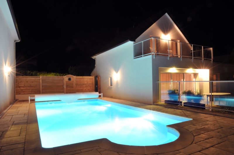 Swimming pool Location Villa 102643 Roscoff