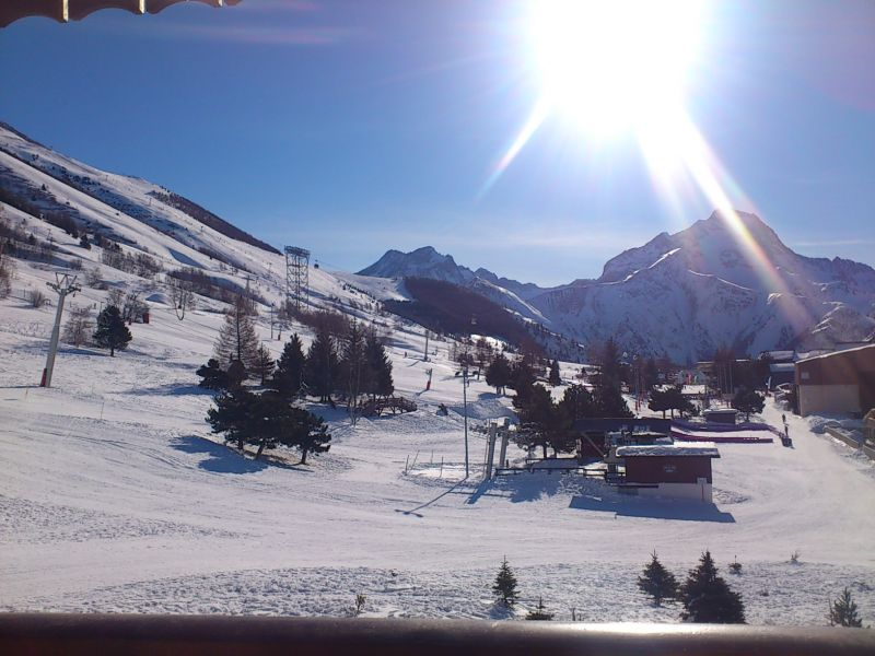 View from the property Location Studio apartment 106694 Les 2 Alpes