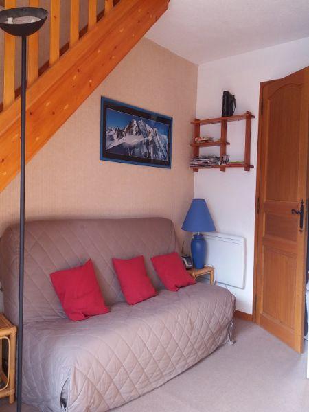 Living room Location Apartment 112072 Manigod-Croix Fry/L'étale-Merdassier