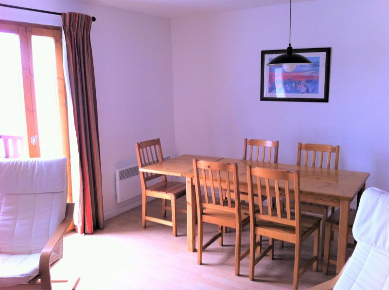Dining room Location Apartment 116707 Alpe d'Huez