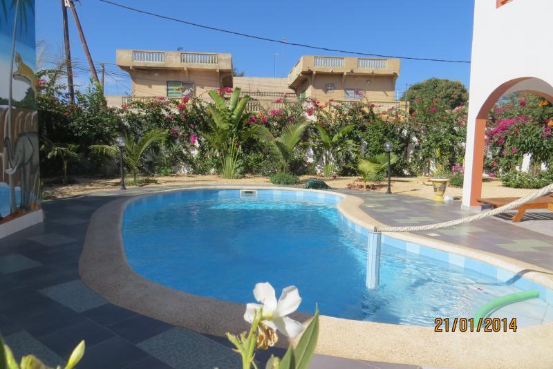 Swimming pool Location Villa 79199 Saly