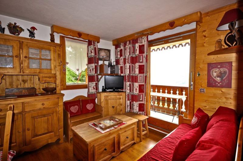 Living room Location Apartment 80759 Méribel