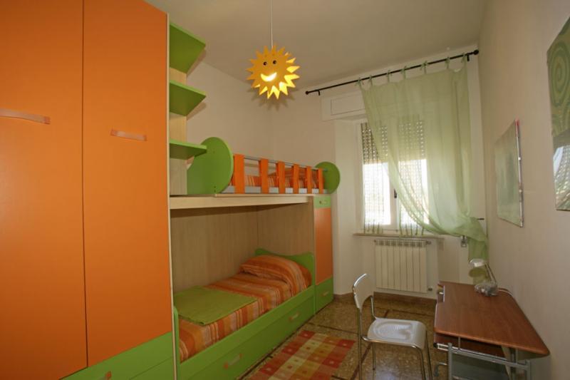bedroom 2 Location Apartment 80818 Follonica