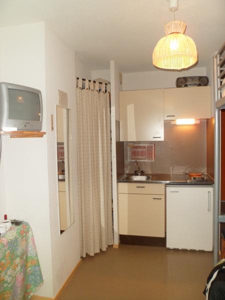 Summer kitchen Location Studio apartment 80922 Luchon Superbagneres