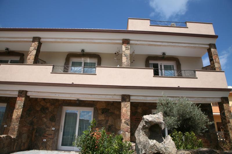 Outside view Location Apartment 81461 Castelsardo
