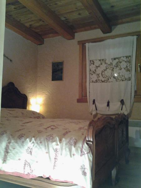 bedroom 1 Location Apartment 82860 Montgenevre