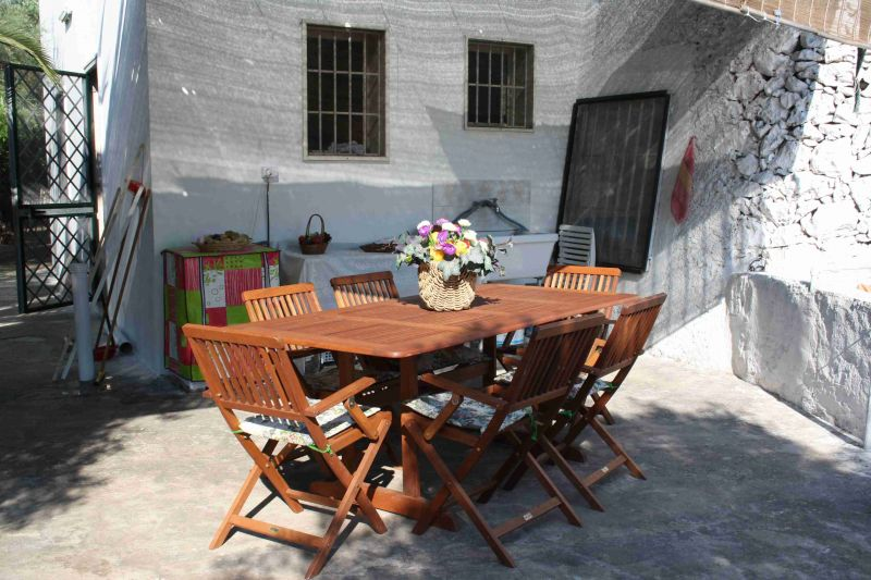 Veranda Location Apartment 88101 Ugento - Torre San Giovanni