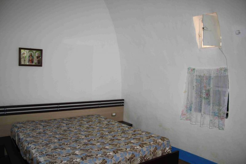 bedroom 1 Location Apartment 88101 Ugento - Torre San Giovanni