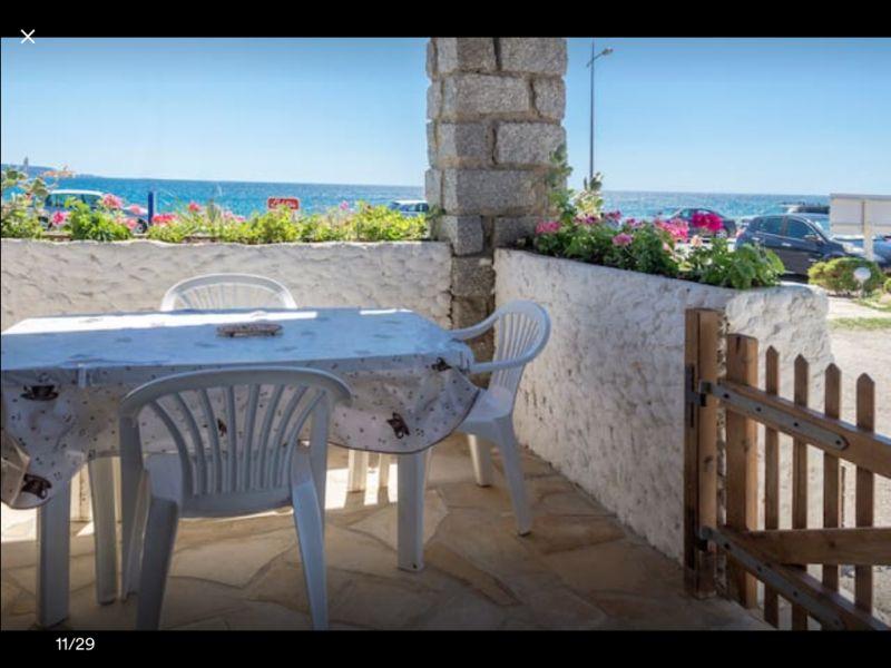 Terrace Location Apartment 92726 Propriano