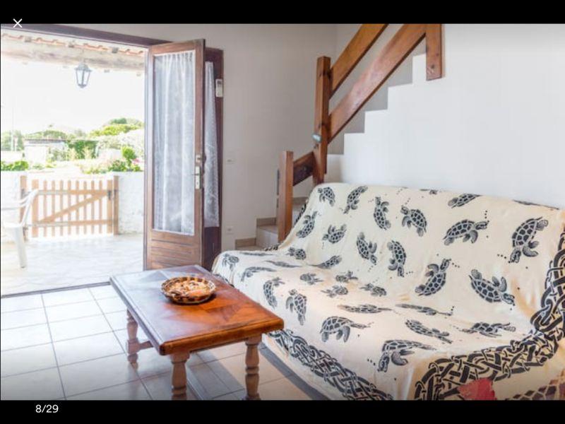 Sitting room Location Apartment 92726 Propriano