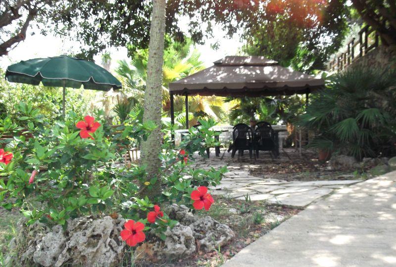 Garden Location Villa 94530 Avola
