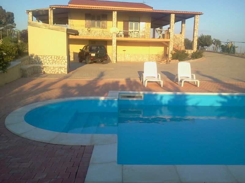Outside view Location Apartment 95445 Agrigento