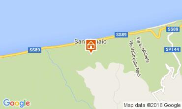 Map San Menaio House 105343
