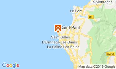 Map Saint Gilles Villa 70449