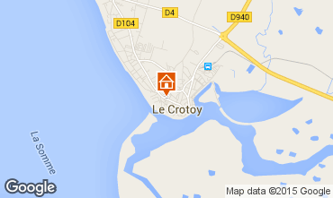Map Le Crotoy House 78387