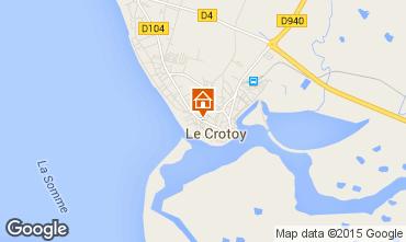 Map Le Crotoy House 78387