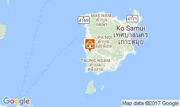 Map Nathon Villa 112093