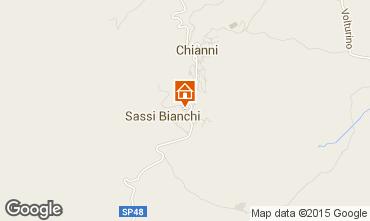 Map Chianni Apartment 91760