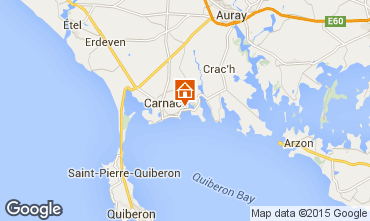 Map Carnac House 40874