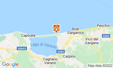 Map Ischitella Apartment 57177