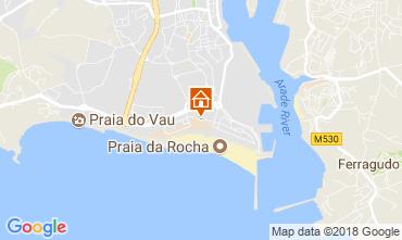 Map Praia da Rocha Apartment 115010