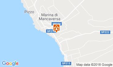 Map Gallipoli Apartment 111019