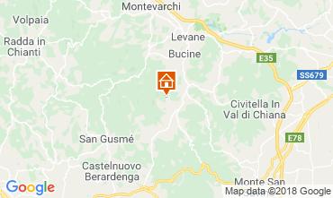 Map Arezzo House 117228