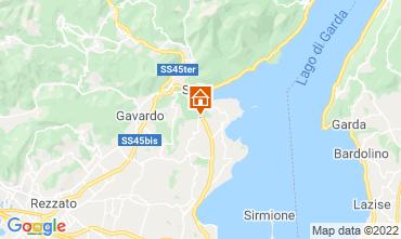 Map Salò Villa 113714
