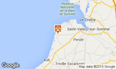 Map Cayeux-sur-Mer House 81293