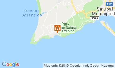 Map Sesimbra Apartment 89363