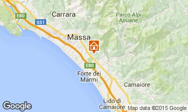 Map Pietrasanta House 97321