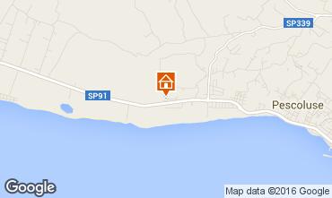 Map Pescoluse Apartment 84995