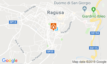 Map Ragusa Apartment 118881