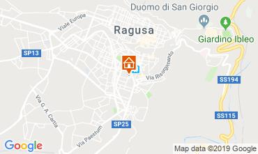Map Ragusa Apartment 118881