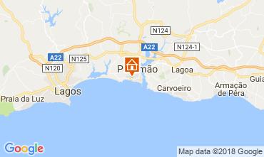 Map Praia da Rocha Apartment 113833