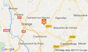 Map Avignon House 113130