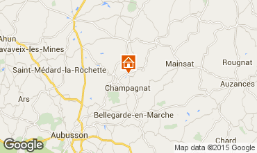 Map  Chalet 95887