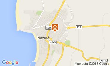 Map Nazaré Apartment 103683