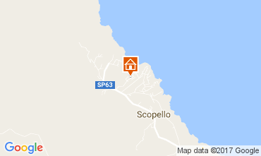 Map Scopello Villa 80024