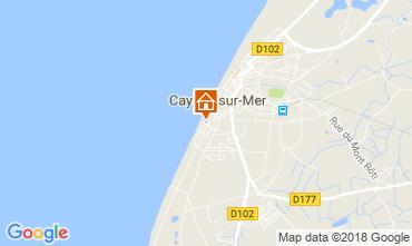 Map Cayeux-sur-Mer Apartment 114841