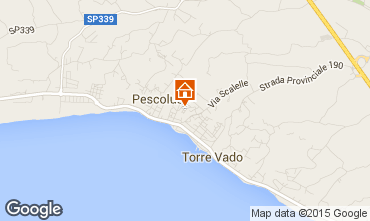 Map Torre Vado Apartment 93208