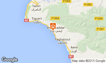 Map Taghazout House 48489