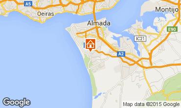 Map Lisbon Apartment 94305