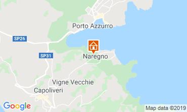 Map Capoliveri Studio apartment 95905