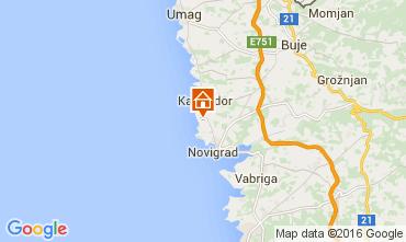 Map Novigrad Apartment 62763