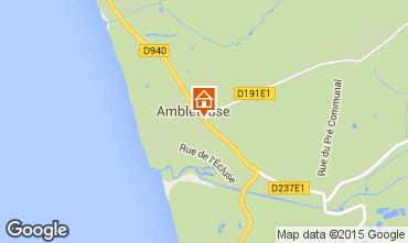 Map Ambleteuse Apartment 72998