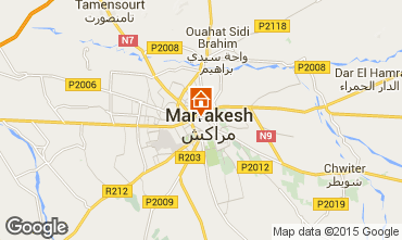 Map Marrakech House 14098