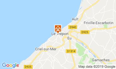 Map Le Tréport House 118471